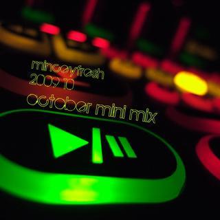 2009 10.07 - october mini mix